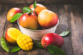 Mango Ice Cream Ingredient