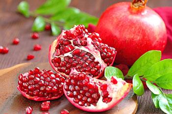 Pomegranate Ice Cream Ingredient
