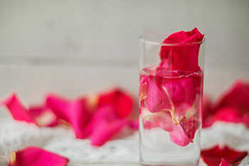 Rosewater Ice Cream Ingredient
