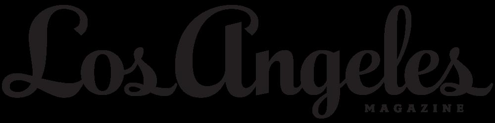 Los Angeles Magazine black logo